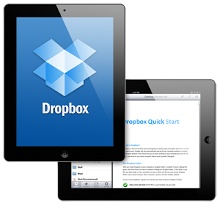 The Ipad Writer : Dropbox (App Overview)