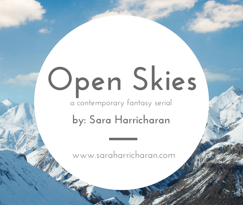 Open Skies | Fantasy Fiction (#3)